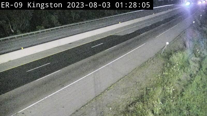 Live Traffic Camera of Highway 401 near Highway 38