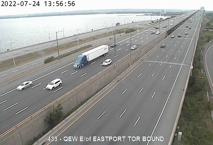 QEW Burlington Skyway - Hamilton