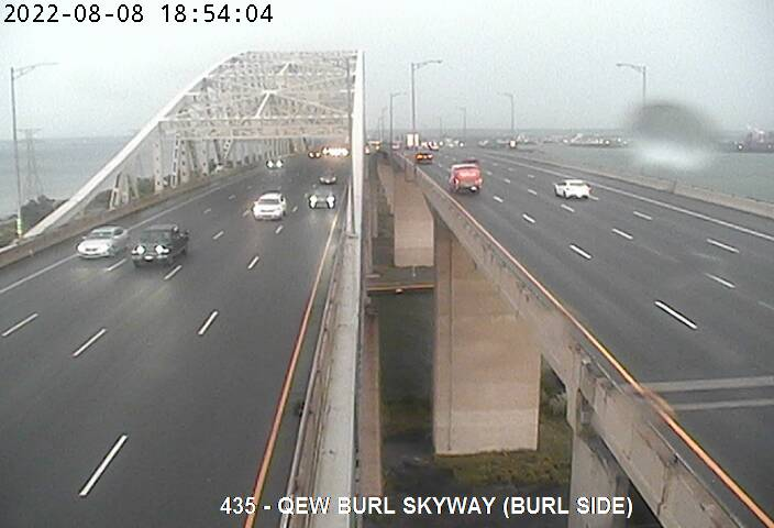 QEW Burlington Skyway near top