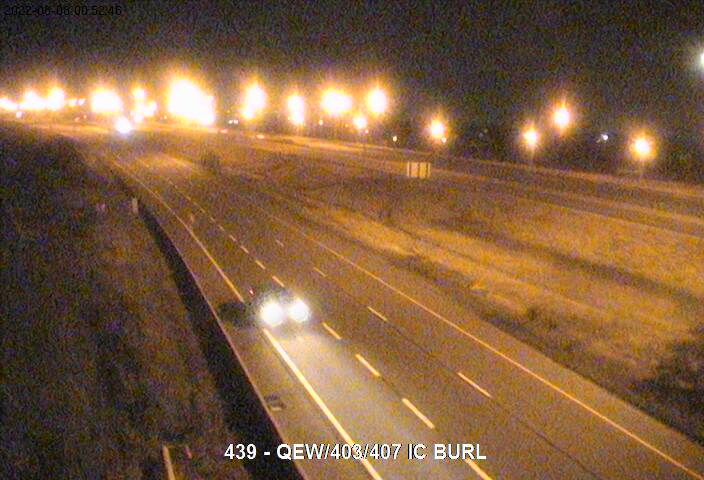QEW near Hwy 403 (Burlington)
