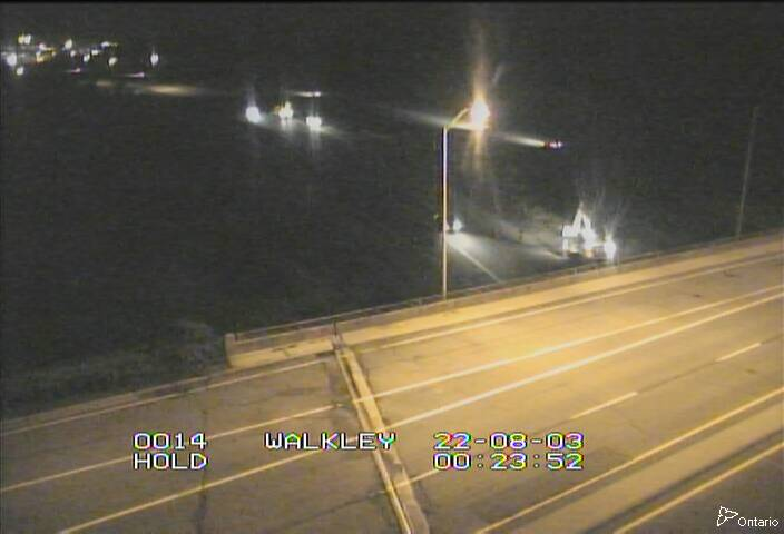 HWY 417 NEAR WALKLEY ROAD