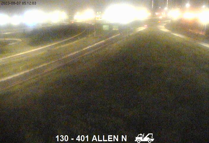401 near Allen Rd N