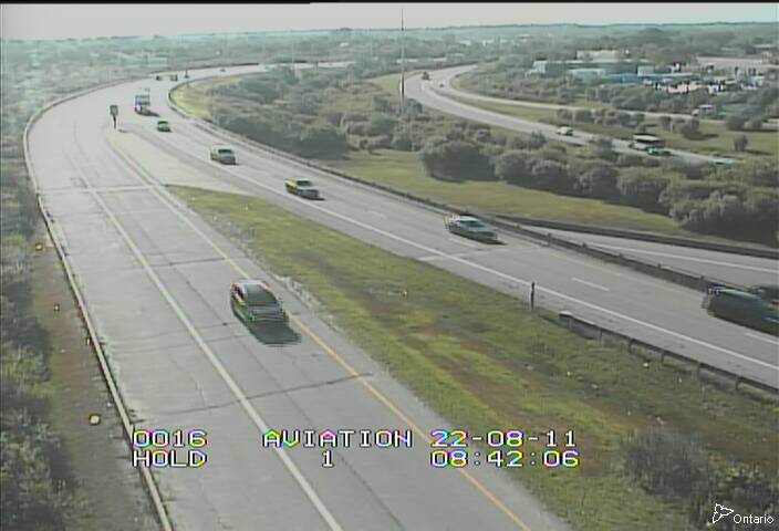HWY 417 NEAR AVIATION PKWY (CAMERA 1)