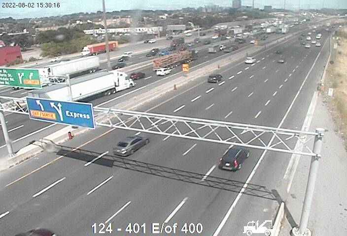 401 near Jane St