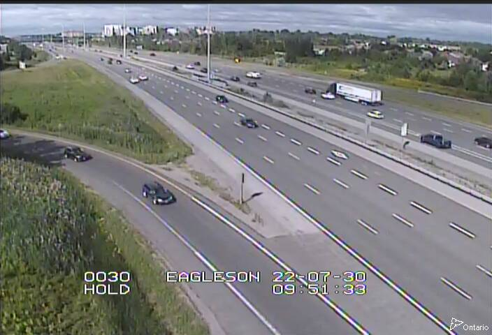 Live Traffic Camera of 417 NEAR EAGLESON RD