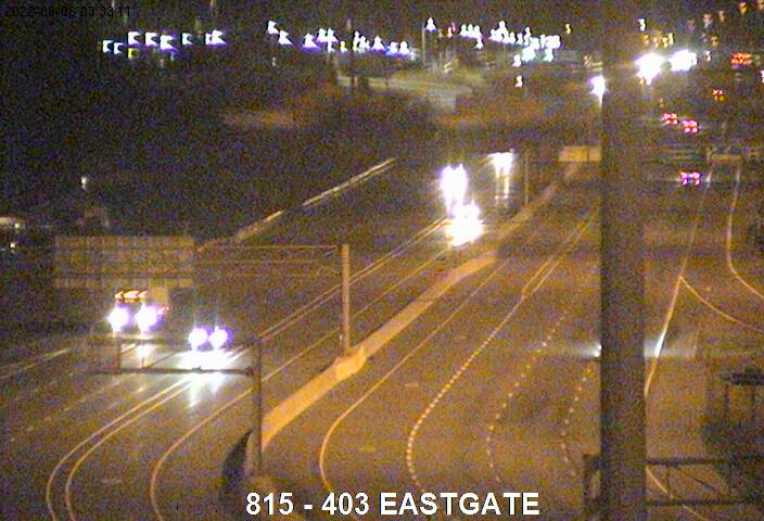 403 near Eastgate Pkwy